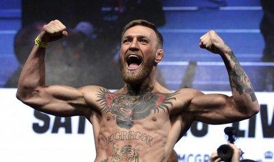 Conor McGregor se retira por segunda vez