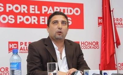 Wildo Almirón renunció a HC por cuestiones personales, sostuvo