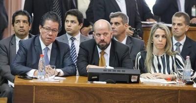 HOY / Juicio político al contralor: diputados presentan al Senado el libelo acusatorio