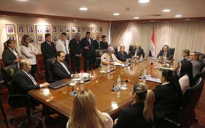 Comisión de trabajo para fortalecer Registros Públicos