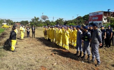 Bomberos de Minga reciben terrenos para cuartel