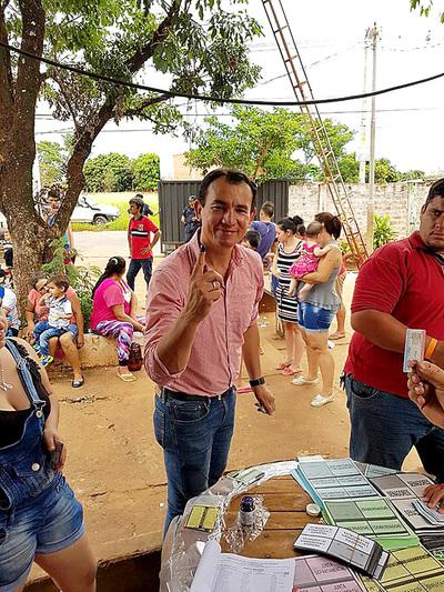 Proclaman a Cabañas como candidato a intendente