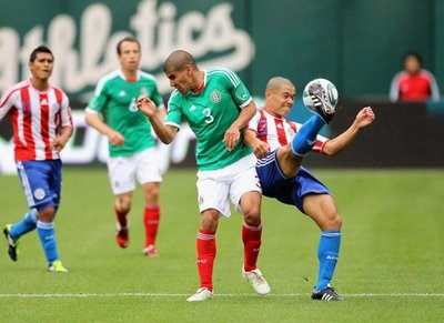 Un mal día para jugar con México