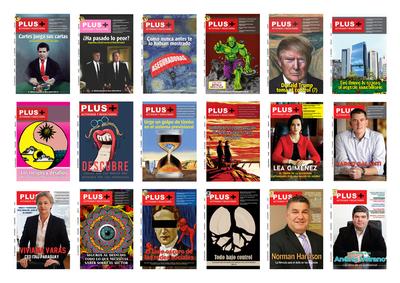Revista Plus: Trece años marcando la agenda económica