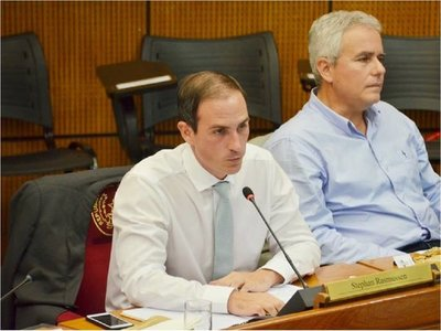 Senador asegura que acusación contra García es contundente