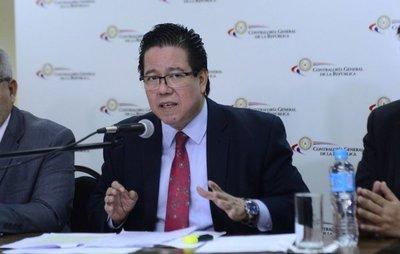 Ovelar: No hay votos para destituir al contralor