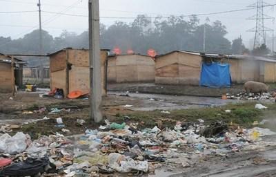 24.2% de los paraguayos se encuentra en situación de pobreza