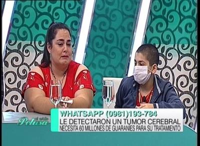 "La conmovedora historia de Thiago en ""Al Estilo Pelusa"""