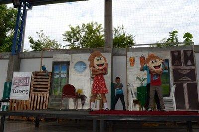 Presentaron campaña de prevención de abuso sexual en niños en Ypacaraí