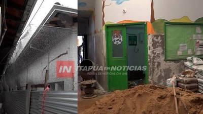 AVANZAN LAS OBRAS EN EL HOSPITAL REGIONAL DE ENCARNACIÓN