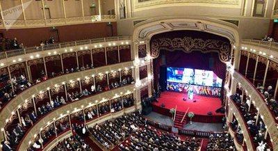 Mauricio Macri y el rey de España inauguran en Argentina el Congreso de la Lengua Española