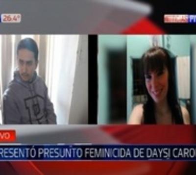 Se entregó presunto feminicida en J. Augusto Saldívar