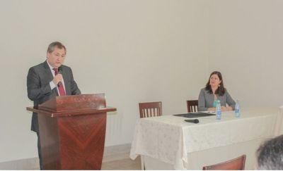 Titular de la Corte participó de curso sobre habilidades investigativas