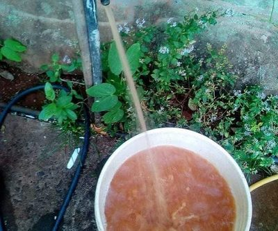 MERS sigue proveyendo agua sucia