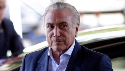 La Justicia de Brasil acepta una nueva denuncia contra el expresidente Temer