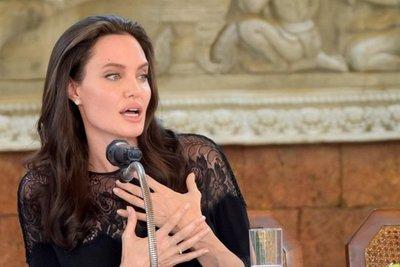 "Angelina Jolie negociasumarse a""The Eternals"" de Marvel"