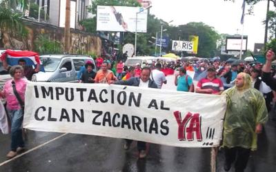 Convocan marcha para exigir requisa de bienes
