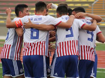 Paraguay se impuso ante Uruguay en un duelo vibrante