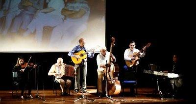 Homenaje a Caio Scavone