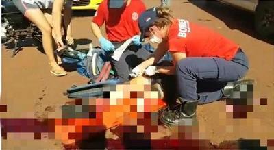 Brutal accidente en La Fortuna deja un fallecido