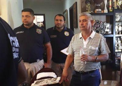 Detuvieron a contrabandista en Paraná Country de Hernandarias