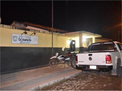 Hallan muerto a un bebé en zona de Cateura, tenía una herida cortante