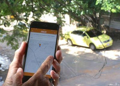 Asunciónico: MUV garantiza viajes gratis pese a polémica con taxistas