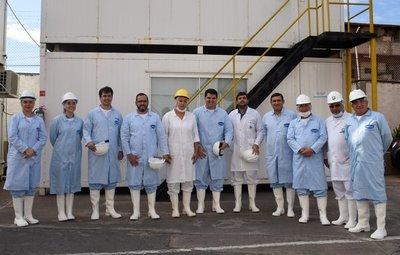 Guatemala interesada en iniciar relaciones comerciales con Paraguay
