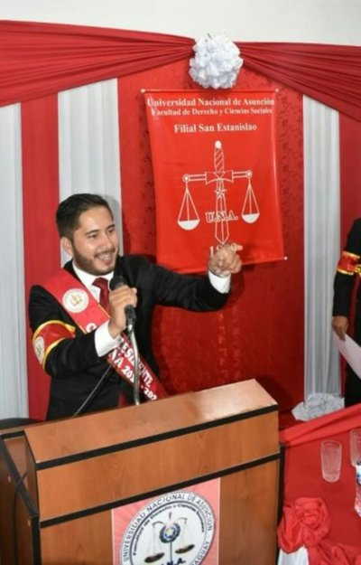 Eligen representantes del Centro de Estudiantes de la UNA Santaní