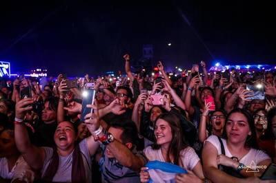 Expectativa para una segunda noche de Asunciónico 2019