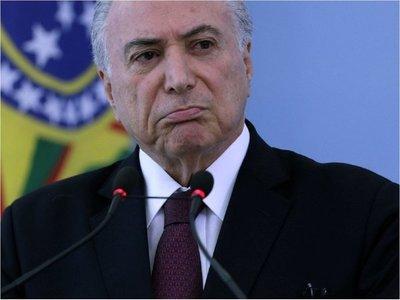 Juez concede libertad al ex presidente de Brasil Michel Temer