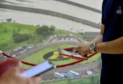Visitantes de Itaipu dispondrán de nueva red WiFi que habilitará la usina