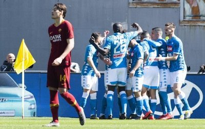 Nápoles consolida su segundo puesto