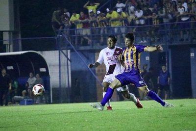 Goles Apertura 2019 Fecha 13: Luqueño 3