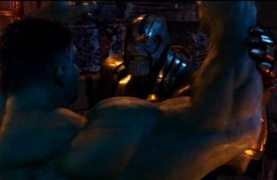 Hulk podría tener la revancha contra Thanos en 'Avengers: Endgame'