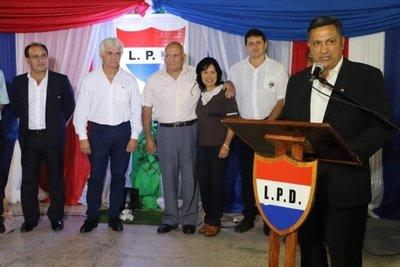 Presidente de la UFI, ciudadano ilustre de Pirayú