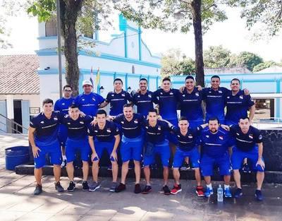 Paraguay debuta hoy en el Mundial de Fútbol de Salón