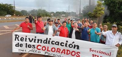 Colorados molestos con el Director de Itaipú