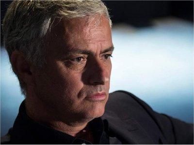 "Mourinho: ""No estoy sufriendo por no entrenar"""