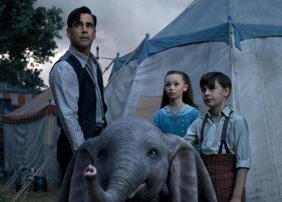 """A """"Dumbo"""" le falta magia"""
