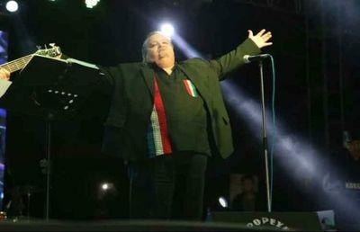 Lamentan el fallecimiento del vocalista Henry Paniagua