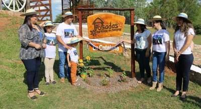 Senatur inauguró nuevas posadas turísticas en el departamento de Paraguarí