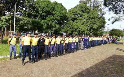 Más de cien brigadistas juveniles en bomberos de CDE