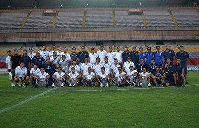 Tercer paraguayo en Sudamericana