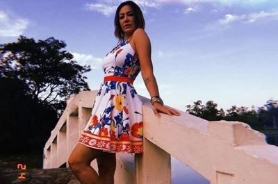 Ruth Alcaráz pasó por una crisis matrimonial y mostró el desenlace