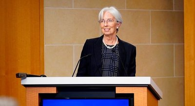 FMI anticipa inestabilidad en la economía mundial: Christine Lagarde