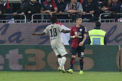 Juventus y Kean, sin piedad