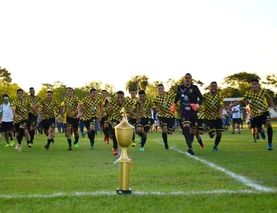 Cupo lleno para la Copa Paraguay