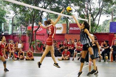 Intercolegial deportivo del Colegio Internacional