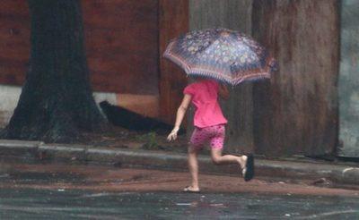 Meteorología anuncia lluvias para esta jornada y el resto de la semana